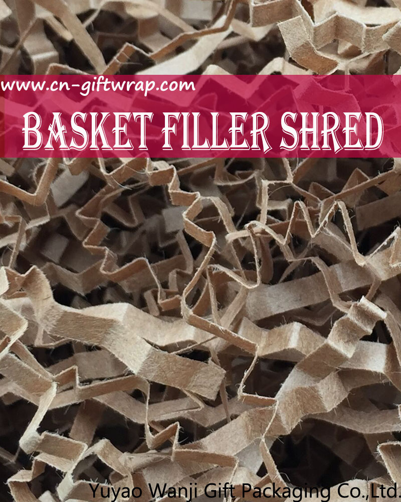 kraft paper shred