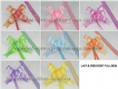 LACY & IRIDESCENT PULL BOWS