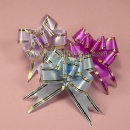 GOLD STRIPE PULL BOWS