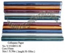 Cellophane paper   (rolls packing)