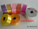 PP PLAIN RIBBONS, Polypropylene Ribbon